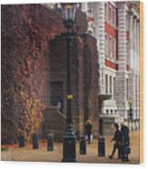 The Household Cavalry Museum London 7 Wood Print