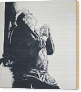 The Hunchback Of Notre Dame Wood Print