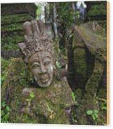 The Island Of God #3 Wood Print