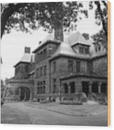 The James J. Hill House Wood Print