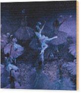 The Joffrey Ballet Dances The Wood Print