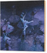 The Joffrey Ballet Dances The Wood Print by Sisse Brimberg