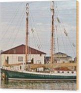 The Kaiui Ana - Ocean City Maryland Wood Print