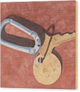 The Keys To Area 51 Wood Print