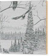 The Kill Wood Print