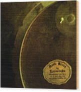 The Konvalinka Music Box Wood Print