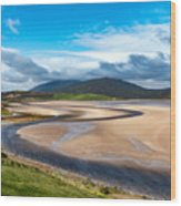 The Kyle Of Durness Wood Print