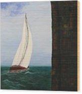 The Laurenda Wood Print