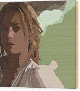 The Legend Of Tarzan Wood Print