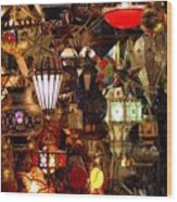 The Light Shop Marrakesh Wood Print