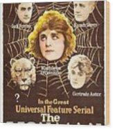 The Lion Man 1919 Wood Print