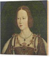 The Magdalen   Wood Print