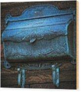 The Mailbox Wood Print