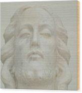 The Man Wood Print