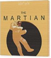 The Martian Wood Print