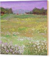 The Meadow Wood Print