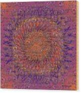 The Meditation Of Souls Wood Print