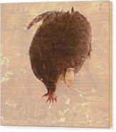 The Mole Wood Print