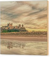 The Most Beautiful Castle In The World Wood Print