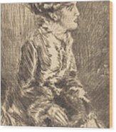 The Muff Wood Print