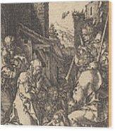 The Nativity Wood Print