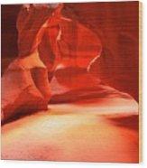 The Neon Room Wood Print