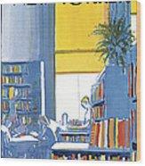 New Yorker June 29th 1968 Wood Print