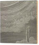 The Ninth Heaven Wood Print