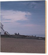 The Old Neptune Whitstable Wood Print