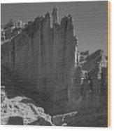612732-the Oracle  Wood Print