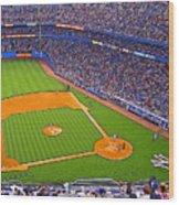 The Original Yankee Stadium Wood Print