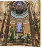 The Palazzo Inside Main Entrance Wood Print