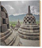 The Path Of The Buddha #2 Wood Print