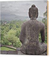 The Path Of The Buddha #9 Wood Print