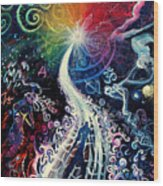 The Path To Enlightenment Wood Print