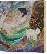 The Patriarchs Series - Ark Of Noah Wood Print