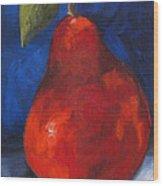 The Pear Chronicles 007 Wood Print