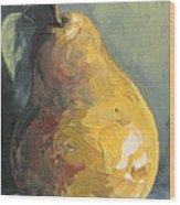 The Pear Chronicles 014 Wood Print