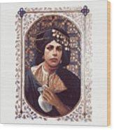 The Penitent Woman - Lgtpw Wood Print