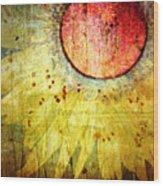 The Petals Wood Print
