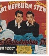 The Philadelphia Story, Katharine Wood Print