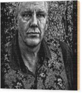 The Photographer Wood Print