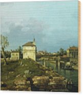The Porta Portello, Padua Wood Print