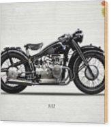 The R12 1935 Wood Print