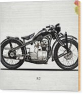 The R2 1931 Wood Print