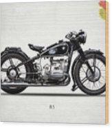 The R5 1936 Wood Print