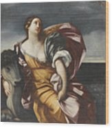 The Rape Of Europa Wood Print