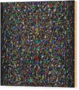 The Rectangle IIi Wood Print