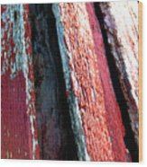 The Red Barn 2 Wood Print