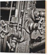 The Regulators Wood Print